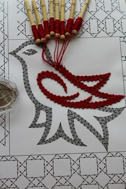 Martlet pattern