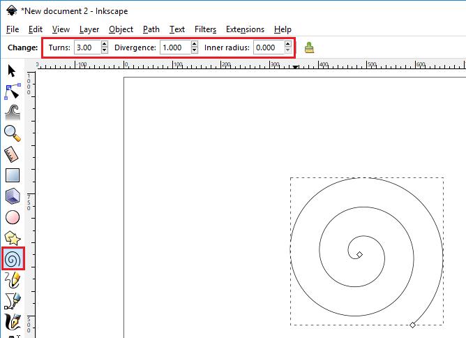 1 Spiral